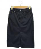 GUCCI(グッチ)の古着「タイトスカート」|ブラック