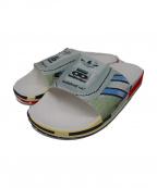 adidas × RAF SIMONS(アディダス×ラフシモンズ)の古着「アディレッタ」|ホワイト