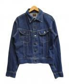 LEE(リー)の古着「旧マッコイデニムジャケット」|ブルー