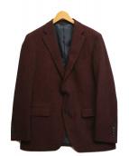 ()の古着「2Bジャケット」 ブラウン