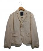 pas de calais(パドカレ)の古着「リネン3Bジャケット」|キナリ