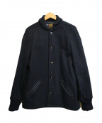 skookum()の古着「レターマンコート」 ブラック