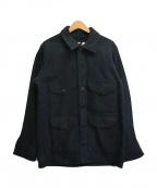 FILSON(フィルソン)の古着「マッキーノクルーザーウールジャケット」|グレー
