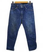LEVI'S(リーバイス)の古着「90'sデニムパンツ」|ブルー