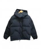 SIERRA DESIGNS(シエラデザインズ)の古着「60/40クロスダウンジャケット」|ブラック