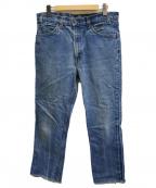 LEVI'S(リーバイス)の古着「[古着]80'sヴィンテージデニムパンツ」|インディゴ