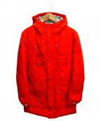 holubar(ホルバー)の古着「60/40ダウンコート」|オレンジ
