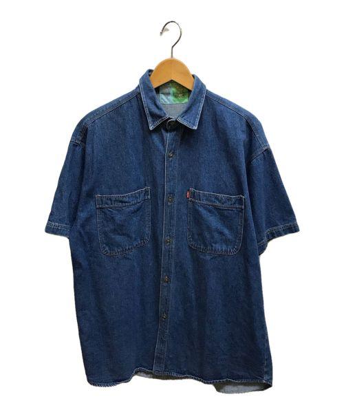 LEVI'S(リーバイス)LEVI'S (リーバイス) オールドデニムシャツ インディゴ サイズ:Lの古着・服飾アイテム