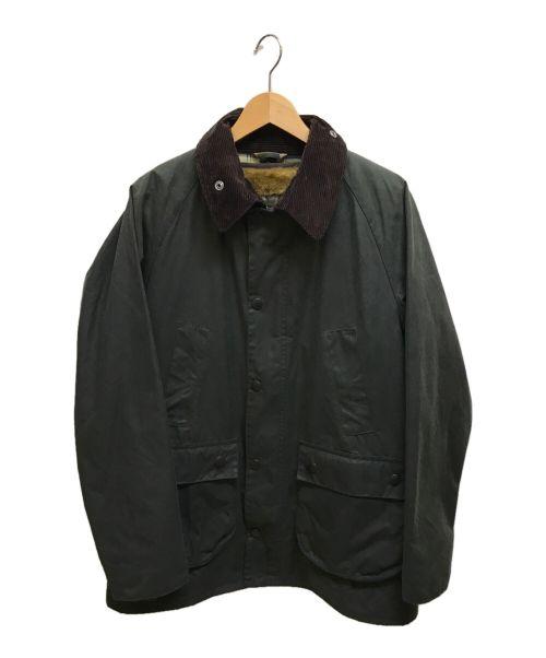 Barbour(バブアー)Barbour (バブアー) BEDALE SL WAXED COTTON グリーン サイズ:42の古着・服飾アイテム
