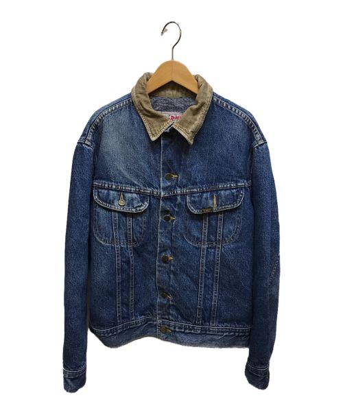 LEE(リー)LEE (リー) ブランケットライナーストームライダージャケット ブルー サイズ:40の古着・服飾アイテム