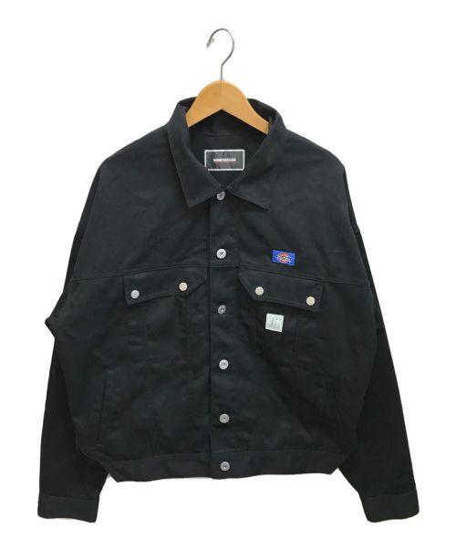 MINDSEEKER(マインドシーカー)MINDSEEKER (マインドシーカー) ワークジャケット ブラック サイズ:46の古着・服飾アイテム