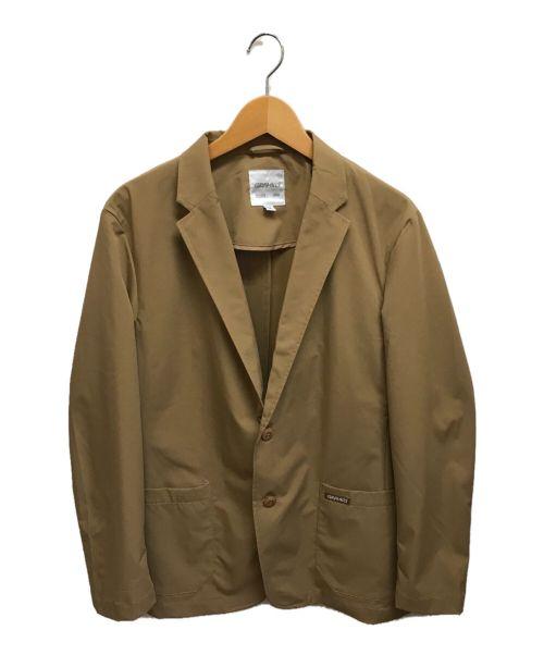 GRAMICCI(グラミチ)GRAMICCI (グラミチ) テーラードジャケット ブラウン サイズ:Mの古着・服飾アイテム