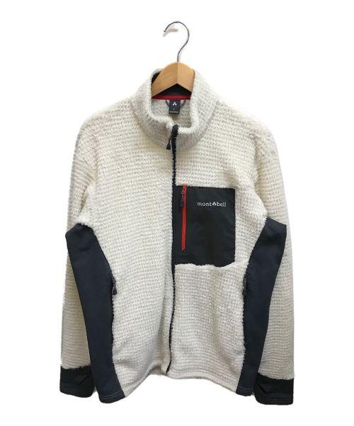mont-bell(モンベル)mont-bell (モンベル) クリマエアジャケット ホワイト サイズ:Lの古着・服飾アイテム