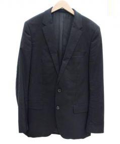 HUGO BOSS(ヒューゴボス)の古着「セットアップスーツ」 ブラック