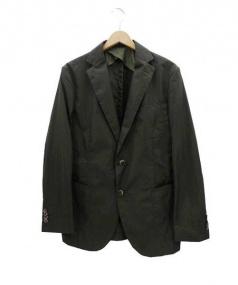 ARTISAN(アルチザン)の古着「ナイロンジャケット」|オリーブ