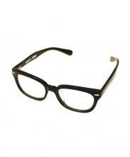 glamb×初代忠兆(グラム×初代忠兆)の古着「伊達眼鏡」|ブラック