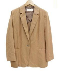 BALLSEY(ボールジー)の古着「テーラードジャケット」|ベージュ