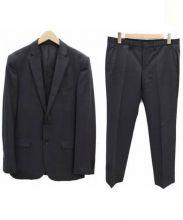 Blackbarrett(ブラックバレット)の古着「セットアップスーツ」|ブラック