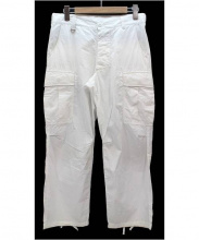SOPHNET.(ソフネット)の古着「コットンカーゴパンツ」|ホワイト