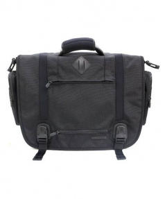 LEXDRAY(レックスドレイ)の古着「メッセンジャーバッグ」 ブラック