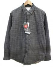 EDIFICE(エディフィス)の古着「シャツブルゾン」 グレー