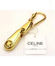 CELINE(セリーヌ)の古着「キーリング」|ゴールド