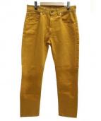 LEVIS VINTAGE CLOTHING(リーバイス ヴィンテージ クロージング)の古着「5ポケットピケパンツ」|ブラウン