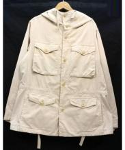45rpm(45アールピーエム)の古着「マウンテンパーカー」|アイボリー