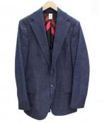 ms braque(エムズ ブラック)の古着「デニムテーラードジャケット」 インディゴ