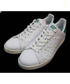 adidas(アディダス)の古着「ローカットスニーカー」|グリーン×ホワイト