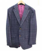 azabu tailor(アザブテーラー)の古着「テーラードジャケット」 グレー