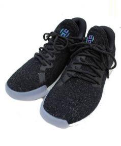 adidas(アディダス)の古着「ミッドカットスニーカー」 ブラック