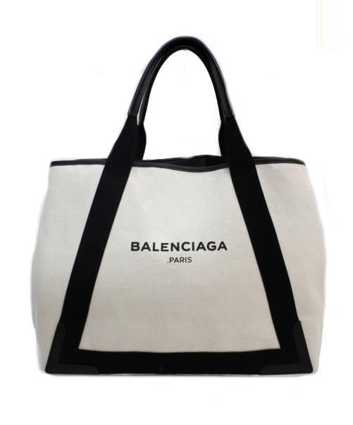 c4e431d155ae 中古・古着通販】BALENCIAGA (バレンシアガ) キャンバスショルダーバッグ ...