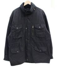 Barbour(バブアー)の古着「Sapper Jacket」|ブラック