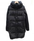 khaju(カージュ)の古着「ダウンコート」|ブラック