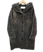 JOURNAL STANDARD(ジャーナルスタンダード)の古着「シャギーツイードコート」 グレー
