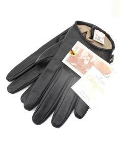 Gloves by F.lli.Forino(グローブス)の古着「ラムレザーグローブ」 ブラック