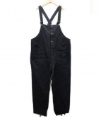 Engineered Garments(エンジニアードガーメン)の古着「オールインワン」|ブラック