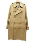 BEAUTY&YOUTH(ビューティアンドユース)の古着「80/3トレンチコート」|ベージュ