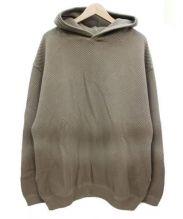crepuscule(クレプスキュール)の古着「ドヅメプルオーバーパーカー」|カーキ