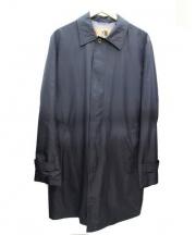 SEALUP(シーラップ)の古着「ステンカラーコート」|ブラック