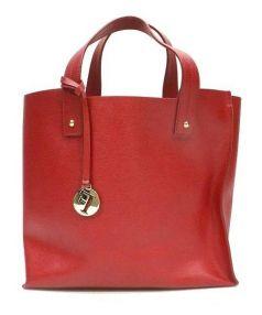 FURLA(フルラ)の古着「ハンドバッグ」|レッド