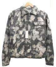 J.SABATINO(ジェイ サバティーノ)の古着「デニムジャケット」|グレー