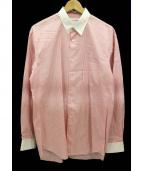 COMME des GARCONS SHIRT(コムデギャルソンシャツ)の古着「クレリックシャツ」