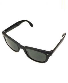 RAYBAN(レイバン)の古着「折り畳みサングラス」|ブラック