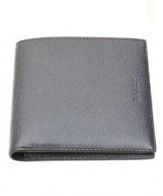 BALLY(バリー)の古着「2つ折り財布」|ネイビー