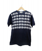 eYe COMME des GARCONS JUNYAWATANABE MAN(アイ コムデギャルソン ジュンヤワタナベマン)の古着「製品染めTシャツ」