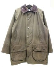 Barbour(バブアー)の古着「CLASSIC BEAUFORT JACKET」|オリーブ