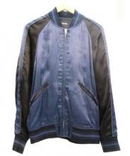 BEAMS(ビームス)の古着「スカジャン」|ネイビー