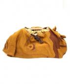 collectionPRIVEELUX?(コレクション プリヴェ リュクス)の古着「ハンドバッグ」|ブラウン